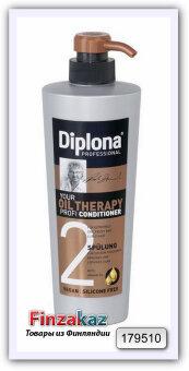 Кондиционер Diplona Professional с аргановым маслом для очень сухих и ломких волос 600 мл