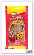 Жевательные конфеты со вкусом клубники кислые Woogie 85 гр