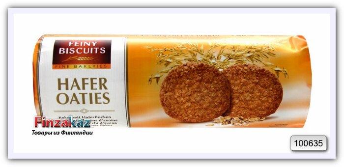 Овсяное печенье Cookies with oats 300 гр