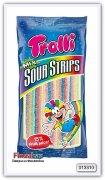 Кисло-сладкие полоски Trolli «Sour Strips»85 гр