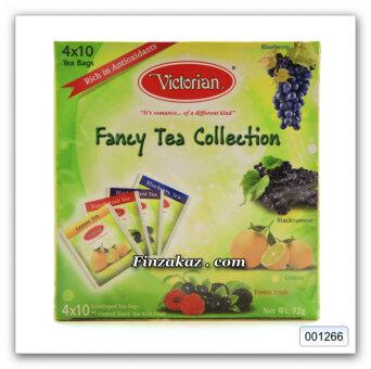 Чай Victorian Faney Tea Collection 40 шт