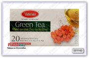 Чай Victorian (зелёный с облепихой) 20 шт