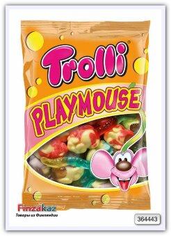 Конфеты жевательные Trolli (Игрушечные мышата) 200 г
