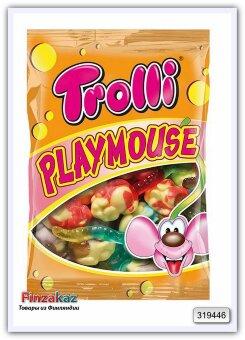 Конфеты жевательные Trolli (Игрушечные мышата) 100 гр