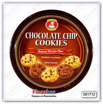 Печенье с шоколадной крошкой Danesita 454 гр