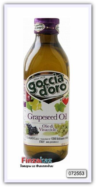 Масло виноградной косточки Goccia D'oro, 500 мл