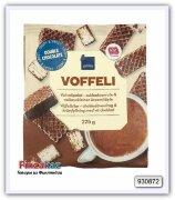 Вафли венские с начинкой из белого шоколада Rainbow, 225 г