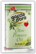 Оливковое масло Sansa Goccia D'Oro Италия, 3 л