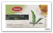 Чай Victorian (зелёный) 100 шт