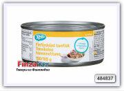 Тунец X-tra в подсолнечном масле 150/105 гр