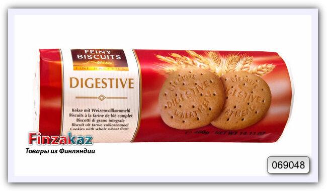 Печенье Digestive biscuits 400 гр