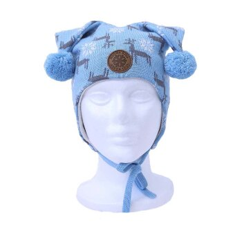 Зимняя шапка Kuoma Porot pipo Light blue