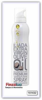 Заправка из оливкового масла первого холодного отжима с трюфелем ILIADA Extra virgin olive oil dressing with truffle spray PDO Kalamata, 200 мл