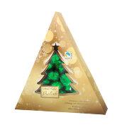Конфеты (ёлочка) с мятной начинкой Maitre Truffout Christmas Tree pralines with mint flavored filling 148 гр