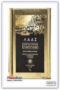 Высококачественное оливковое масло с очень низкой кислотностью Laas EVOO PGI Lakonia Blend of Athinolia and Koroneiki – 1 л