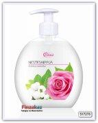 Жидкое крем-мыло Ellain Soap Cotton & Rose 500 мл