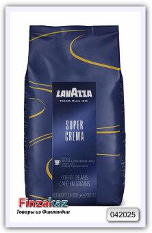 Кофе зерновой Lavazza Super Crema Aromatico 1 кг