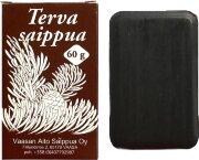 Дегтярное мыло для бани и сауны Tervasaippua 60 гр