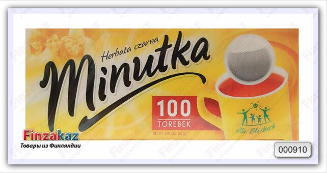 Чай Minutka 100 шт