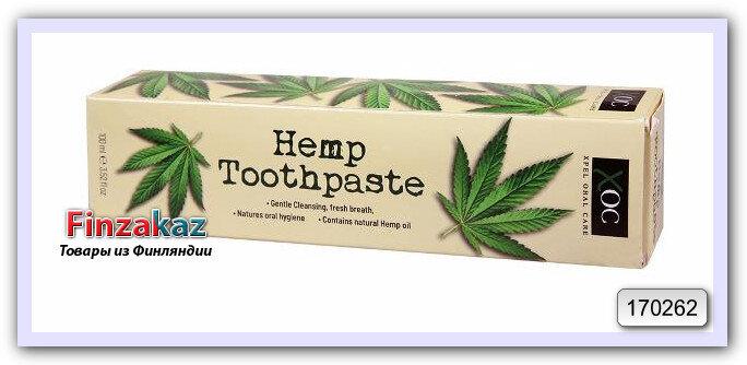 Зубная паста Hemp Toothpaste 100 мл