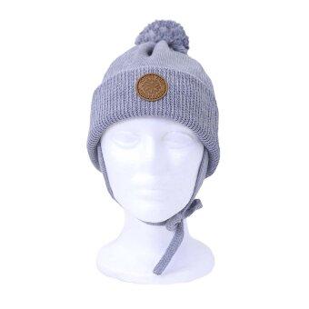 Зимняя шапка Kuoma Solo pipo (Light grey)