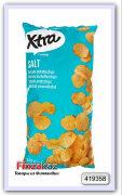 Картофельные соленые чипсы X-tra suolatut perunalastut 300 гр
