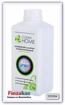 Кондиционер для белья антибактериальный Clean Home 1 л