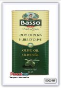 Оливковое масло «Basso» Pure Olive Oil в жестяной банке-канистре 3 л