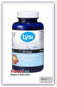 Витамины рыбий жир Омега-3 Lysi Omega-3 TUPLA+ 100 кап