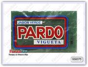 Мыло-пятновыводитель натуральное  Pardo (зелёное) 400 гр