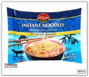 Лапша быстрого приготовления со вкусом креветки и приправой Asia Gold Instant noodles shrimp 60 гр