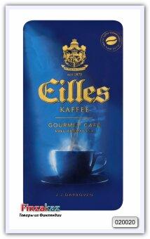 Кофе натуральный жареный в зёрнах J.J.Darboven Eilles Gourmet Cafe 500 гр