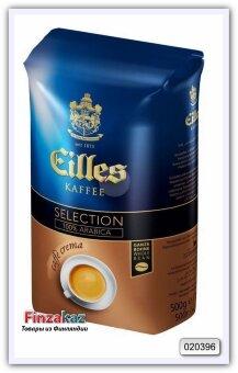 Кофе натуральный жареный в зёрнах J.J.Darboven Eilles Selection Caffe Crema 500 гр