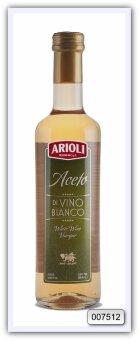 Высококачественный винный белый уксус Trasimeno Arioli ACETO BIANCO 500 мл