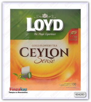Чай Loyd Ceylon 100 шт