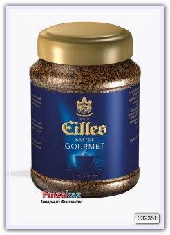 Кофе растворимый Eilles Gourmet Cafe J.J.Darboven в стеклянной банке 100 гр