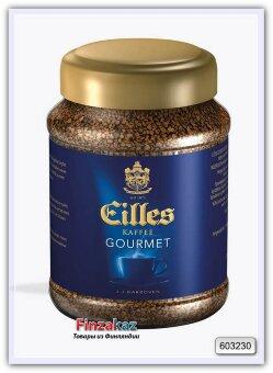 Кофе растворимый Eilles Gourmet Cafe J.J.Darboven в стеклянной банке 200 гр