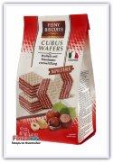Вафли с начинкой из орехового крема Cubus Wafers Napolitaner 125 гр