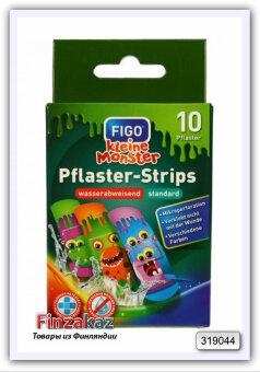 Детский пластырь FIGO - Pflaster-Stripes 10 шт