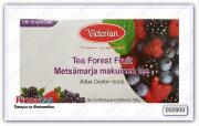 Чай Victorian (чёрный с ягодами) 100 шт