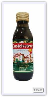 Масло оливковое нерафинированное высшего качества CASTELVETERЕ Extra Virgine 250 мл