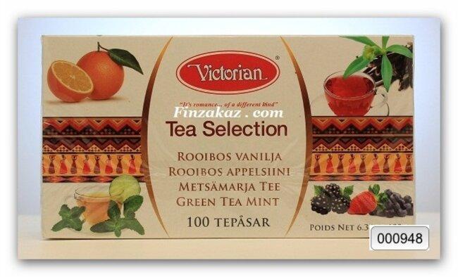 Чай Victorian Tea Selection 100 шт