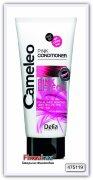 Интенсивно регенерирующий кондиционер с розовым оттенком Delia Cosmetics Cameleo Pink Effect 200 мл