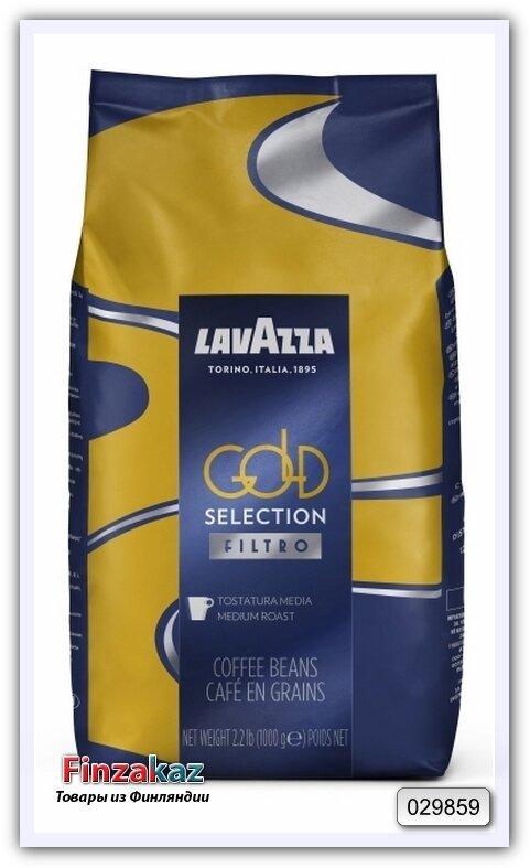 Кофе в зернах Lavazza Gold Selection Filtro 1кг