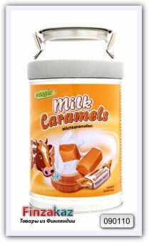 Сливочный ирис Woogie Milk Caramels 250 гр