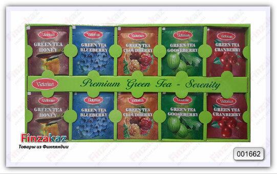 Чай Victorian Prenium green Tea- Serenity 100 гр