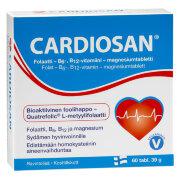 Витамины для сердца CardioSan 60 табл