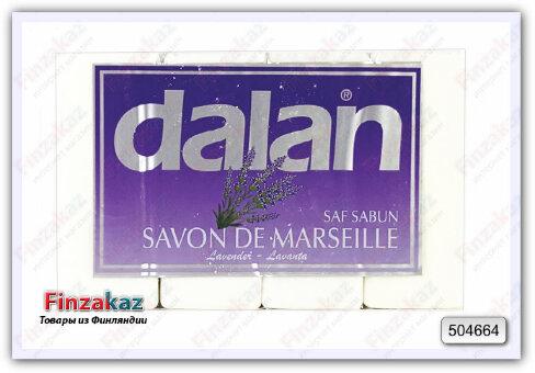 Мыло марсельское Dalan Savon de Marseille Lavender 4 шт