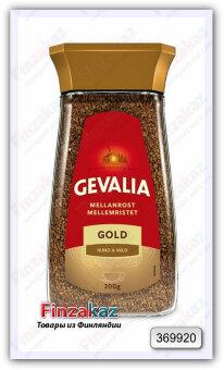 Кофе растворимый Gevalia Gold (стекло) 100 гр