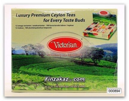 Чай Victorian Premium Ceylon 180 шт